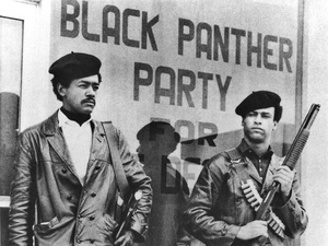 Michigan State University Libraries: Black Panther Collection