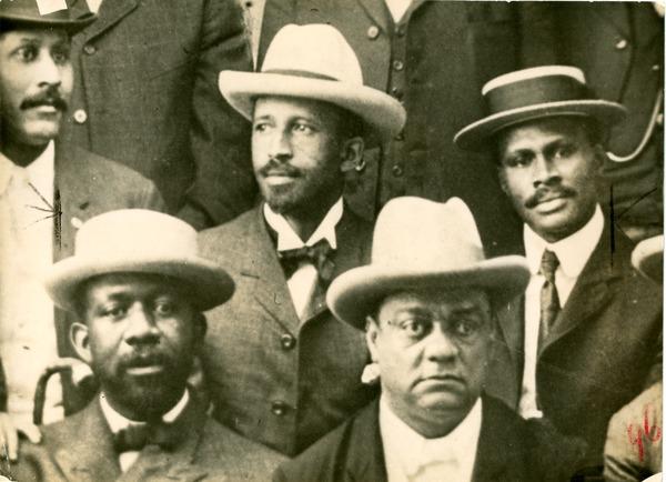 W. E. B Du Bois Papers