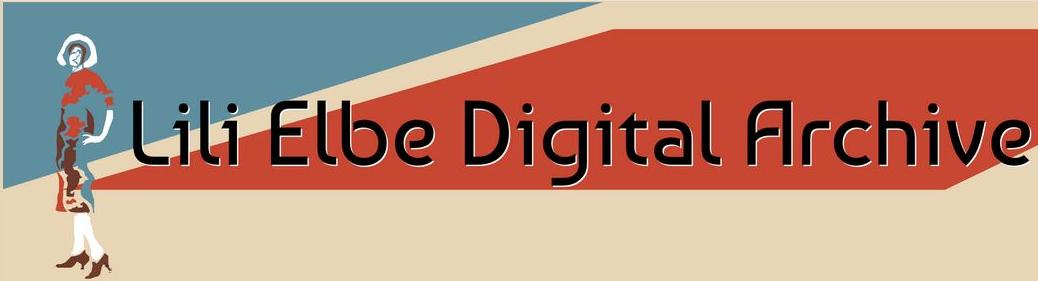 Lili Elbe Digital Archive