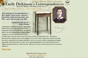 Emily Dickinson's Correspondences